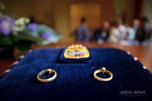 Bruiloft ring - Deventer Arda Aras fotografie Deventer