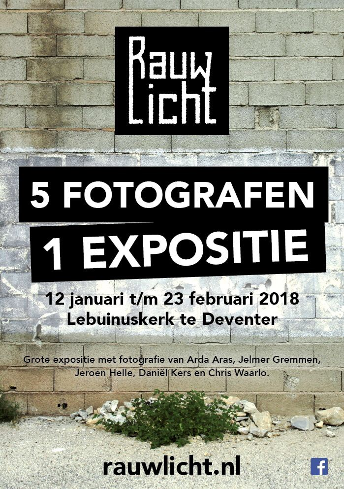 Expositie Rauw Licht - Arda Aras Photography - Lebuinuskerk - Deventer