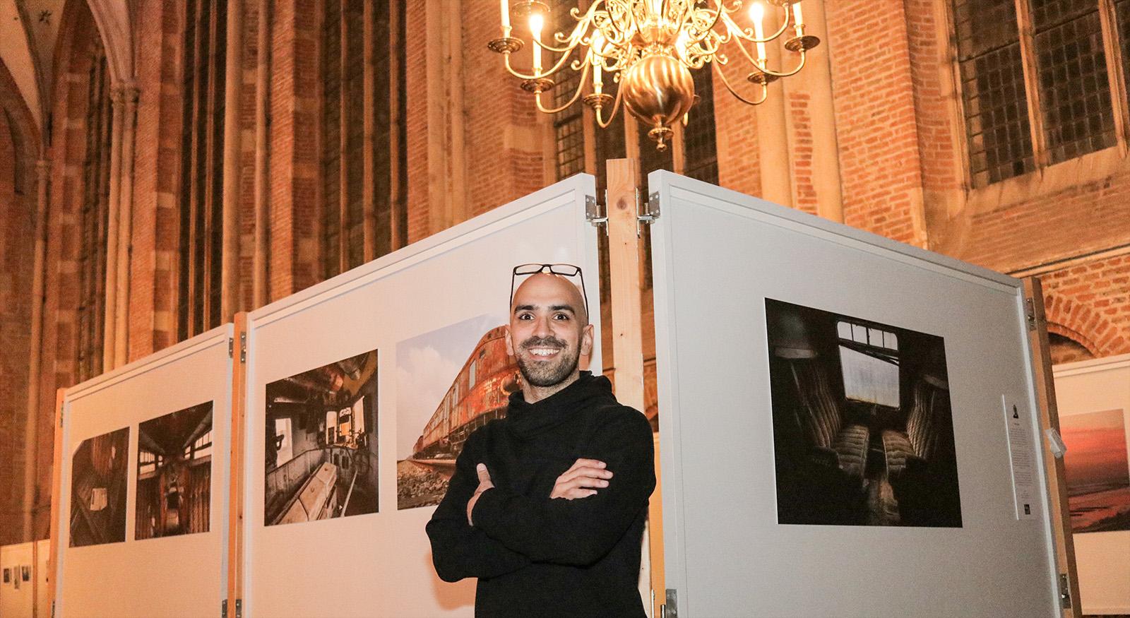 Opening expositie Rauw Licht Arda Aras