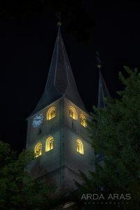 Foto kerk - Workshop Michiel Buijse. Onderdeel They see me bloggen