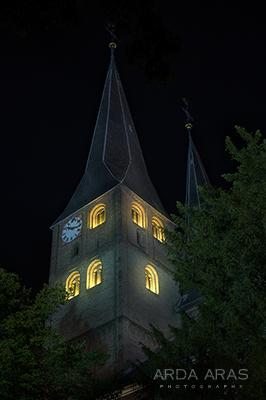 Foto kerk - Workshop Michiel Buijse klein