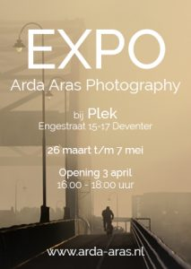 Expositie - Arda Aras Photography - Deventer Plek