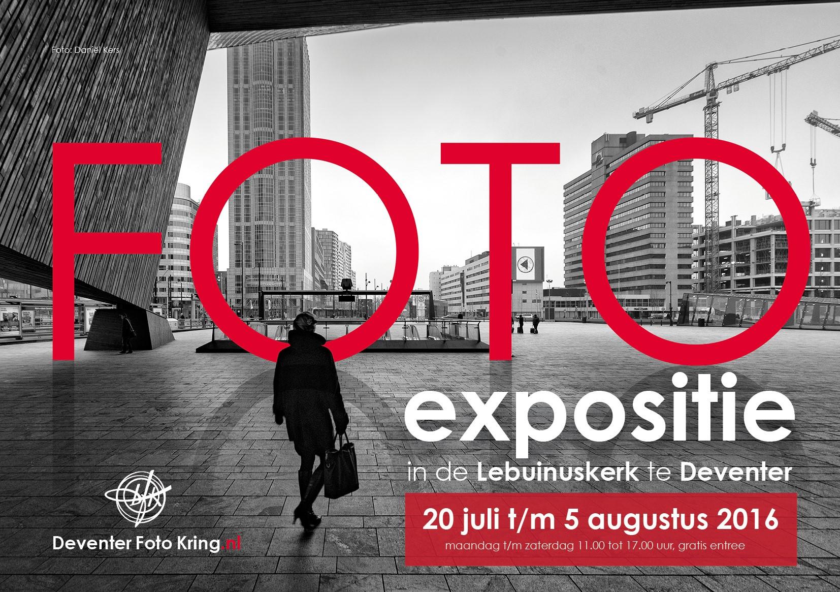 Expositie Deventer Foto Kring 2016
