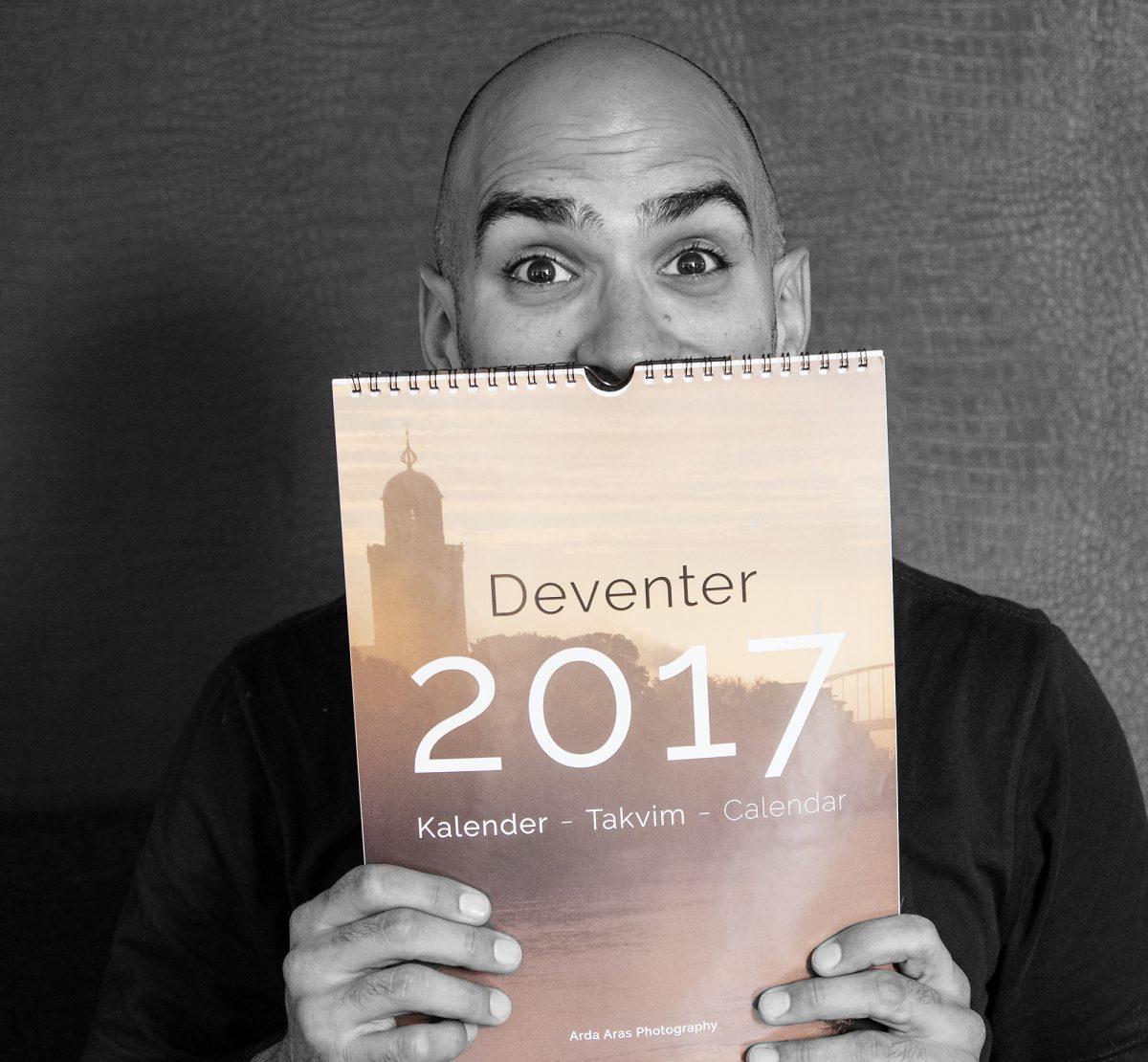 Lancering Deventer kalender