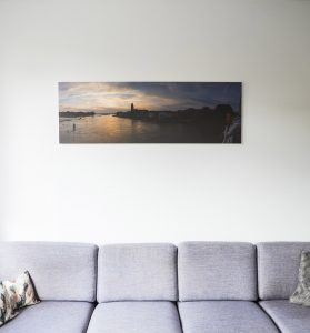 Arda Aras Photography Deventer IJssel sunset woonkamer